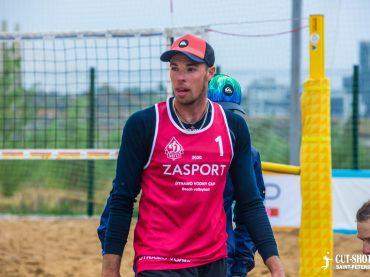 Брюховецкий волейболист вошёл в пятёрку лучших