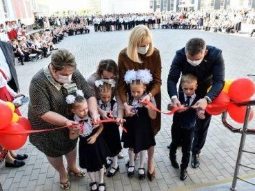 В краснодарском крае открылись четыре новые школы