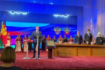 Вениамин Кондратьев: «Мои приоритеты не поменялись, я исхожу из интересов и потребностей жителей края»