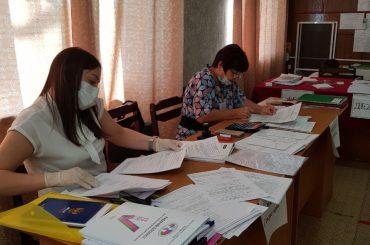 Жители Брюховецкого района приняли активное участие в выборах главы администрации Краснодарского края и муниципальных выборах