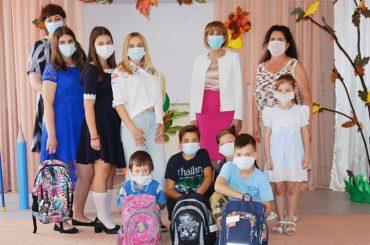 В ходе акции «Соберём ребёнка в школу» 7,3 тыс. детей получили помощь