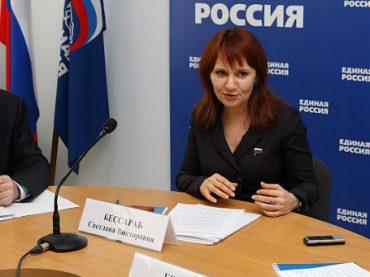 Депутат Госдумы Светланы Бессараб оценила преимущества трехдневного голосования на выборах в Краснодарском крае