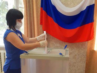 Явка на выборах в Брюховецком районе уже 71.44%