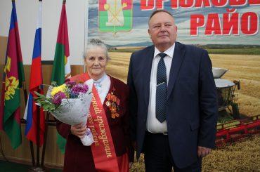 Лидии Яковенко и Евгению Прокопенко присвоили звание «Почетный гражданин Брюховецкого района»