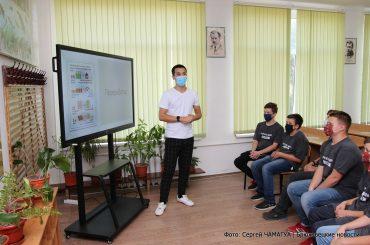 Выпускник переясловской школы выиграл грант на развитие эко-волонтерства в нашем районе