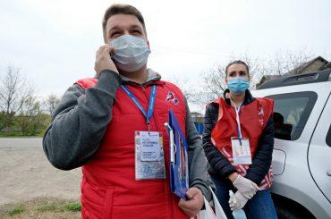 Добровольцы штаба #МыВместе снова идут на помощь пенсионерам Кубани