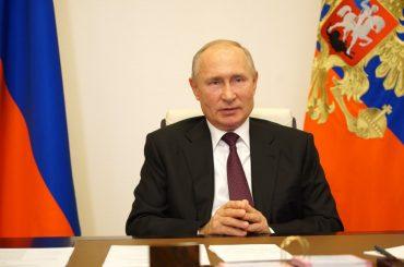 Президент рассказал о создании системы дистанционного обучения в стране