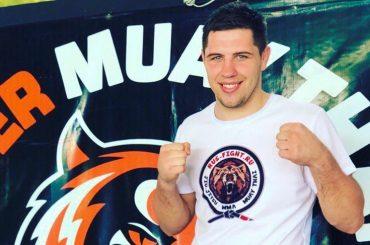 Бойцу Виктору Колеснику присвоено звание мастера спорта международного класса