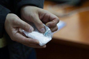 Краснодарца задержали за закладкой героина в Брюховецкой