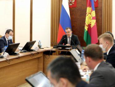 Губернатор поручил подготовить документы для внесения программы восстановления рек Кубани в национальный проект «Экология»