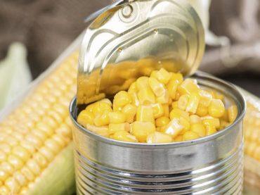 В Краснодарском крае в 2020 году произвели рекордный объем консервированной кукурузы