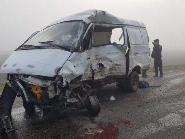 Администрация района окажет помощь семьям погибших в жестком ДТП на автодороге Выселки — Кирпильская