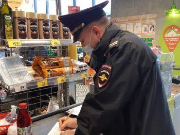 В Брюховецком районе выявлено 18 нарушителей масочного режима