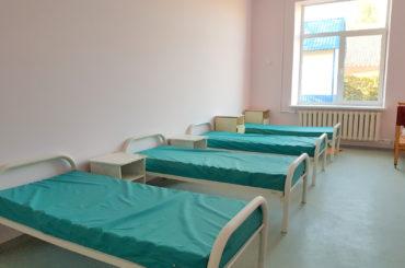 В районной больнице капитально отремонтировали детское отделение