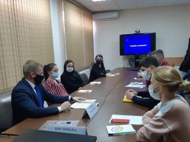 «Хочу видеть реальные результаты деятельности»: в районе прошло первое заседание молодых депутатов