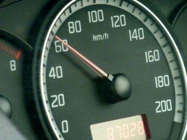 Власти предложили ввести штрафы за превышение скорости на 1 км/ч