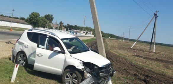В тимашевском энергорайоне зафиксировано 34 факта нарушения энергоснабжения по вине водителей