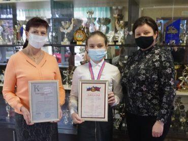 Ученица школы искусств  стала лауреатом премии Краснодарского края