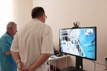 За период пандемии на Кубани проведено четыре тысячи телемедицинских консультаций