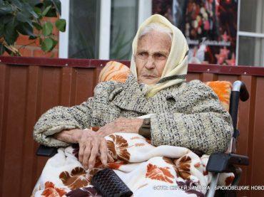 Ветерану Великой Отечественной войны Ирине Семёновой исполнилось 100 лет