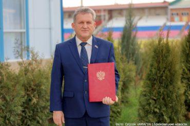 Двум брюховчанам присвоили звание «почетный гражданин»