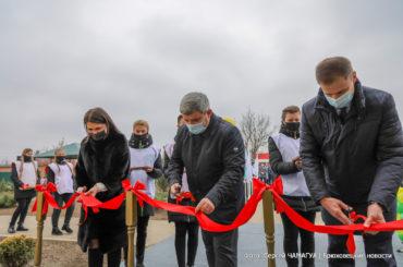 В Брюховецком агроколледже открылись новые мастерские