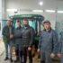 Брюховецкому агроколледжу подарили кабину самого современного трактора John Deere