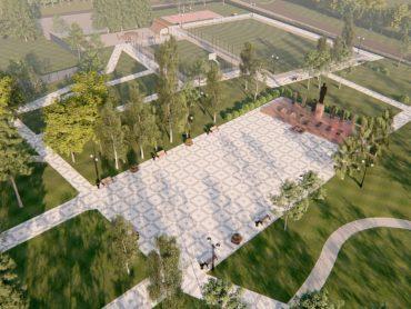 Парк или ДК: Проголосуй за лучший проект благоустройства территории в Брюховецкой