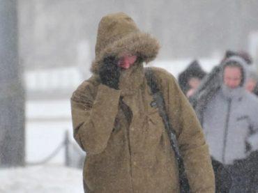 На Кубани ожидаются морозы и сильные снегопады