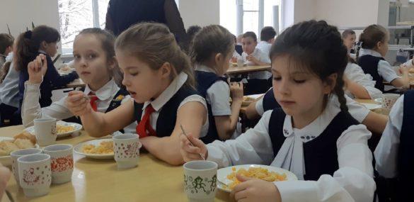 В переясловской школе №15 начала работу обновленная столовая
