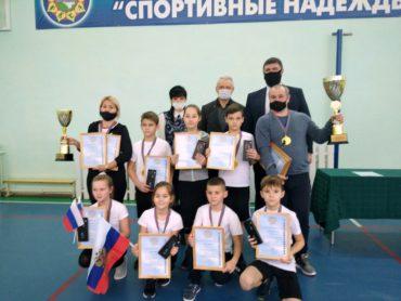Ученики начальных классов школы №3 стали призерами краевого фестиваля «Скорей со спортом подружись!»